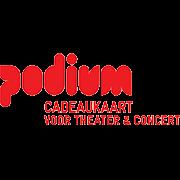 Podium Cadeaukaart Logo