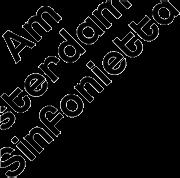 Amsterdam Sinfonietta Logo